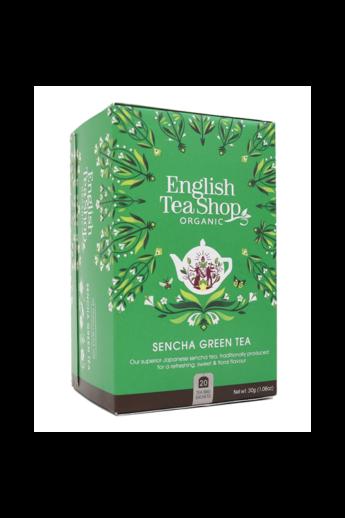 ETS 20 Japán Zöld Sencha bio tea