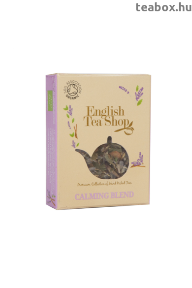 ETS 1  Calming Blend - Nyugtató bio tea