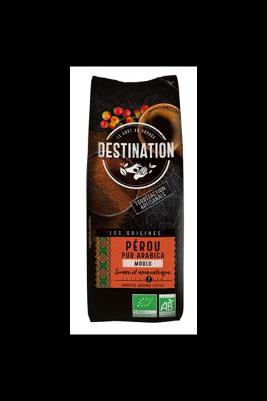 Dest 250 PERU Prémium Őrölt bio kávé -100% Arabica