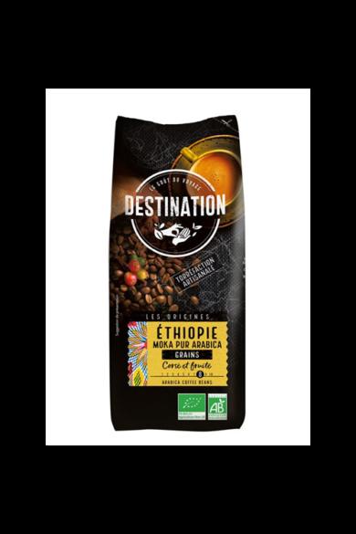 Dest 1000 Ethióp - Grain szemes bio kávé 100% Arabica