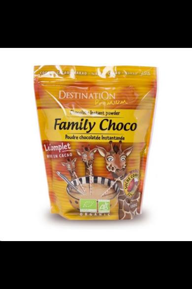 Dest Családi Csokoládé Bio 800 g