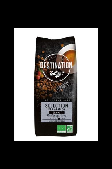 Dest 1000 SELECTION Prémium szemes bio kávé -100% Arabica válogatás