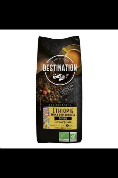 Dest 500g Ethiópe szemes bio kávé