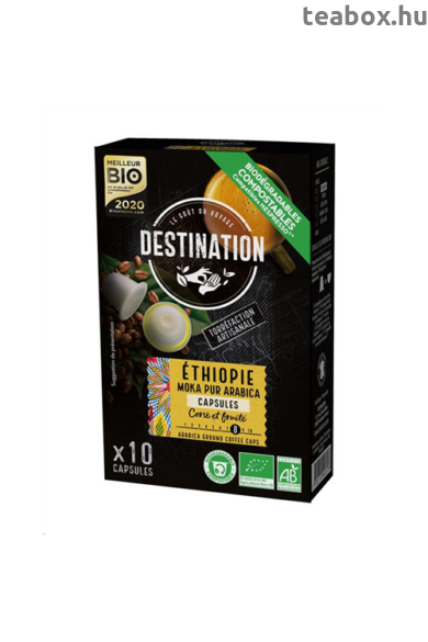 Dest Kapszulás kávé_Ethiope 100% arabica-új