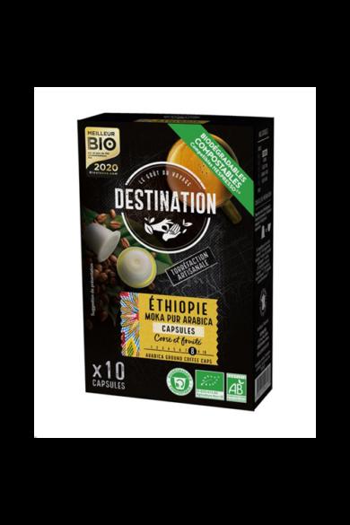 Dest Kapszulás kávé_Ethiope 100% arabica