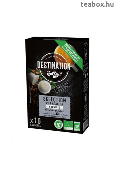 Dest Kapszulás kávé_Selection 100% arabica-új