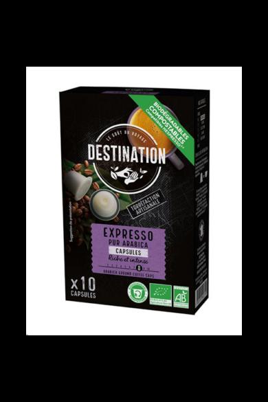 Dest Kapszulás kávé_Expresso 100% arabica-új