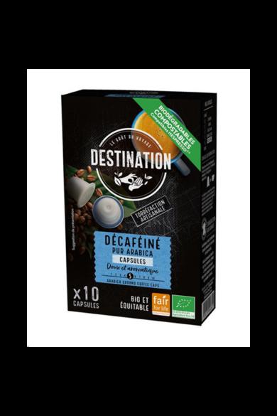Dest Kapszulás bio kávé_DECA/KOffeinmentes_új