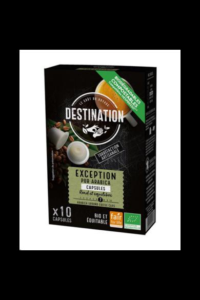 Dest Kapszulás kávé_Exception 100% arabica-új