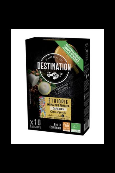 Dest KApszulás kávé_Ethióp 100% arabica-új