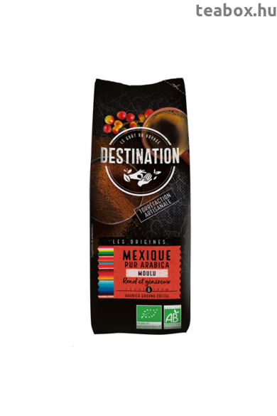 Dest 250 MEXICO Prémium őrölt bio kávé -100% Arabica