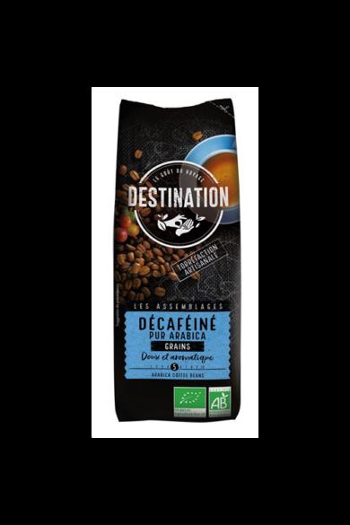Dest 250 DECA/Koffeinmentes Prémium bio szemes kávé - 100% Arabica