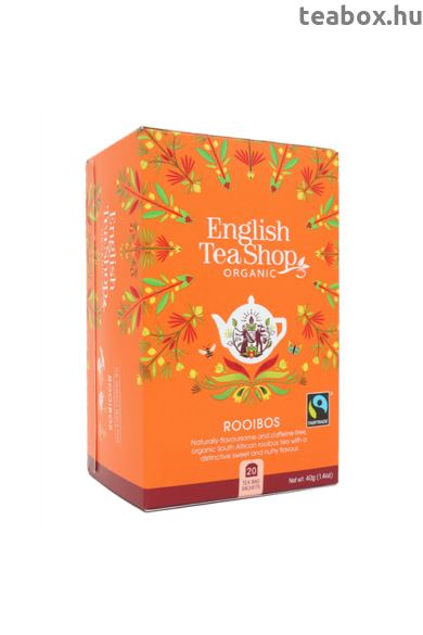 ETS 20 Rooibos bio tea