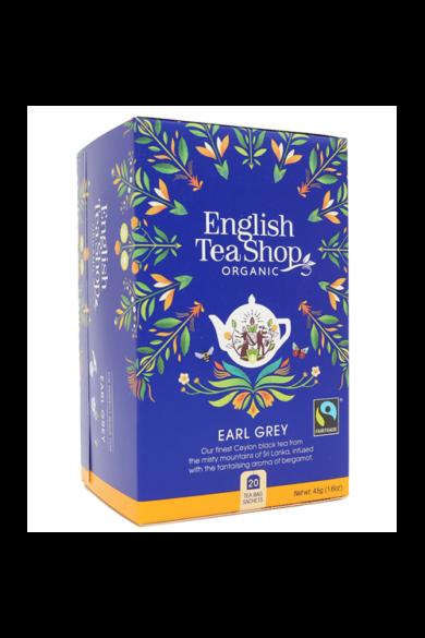 ETS 20 Earl Grey bio tea