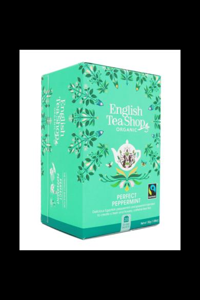 ETS 20 Borsmenta bio tea