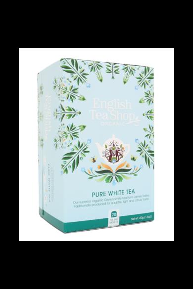 ETS 20 Fehér bio tea