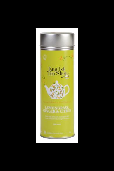 ETS 15 Citromfű Gyömbér & Citrus bio tea