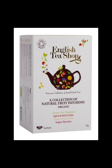 ETS 20 Gyümölcsös variáció bio tea