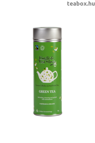 ETS 15 Zöld bio tea