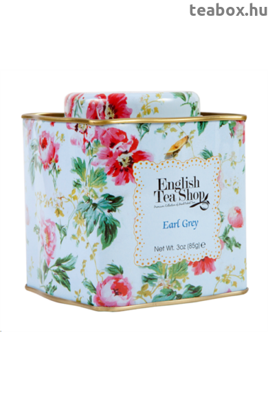 ETS 85 Earl Grey szálas bio tea