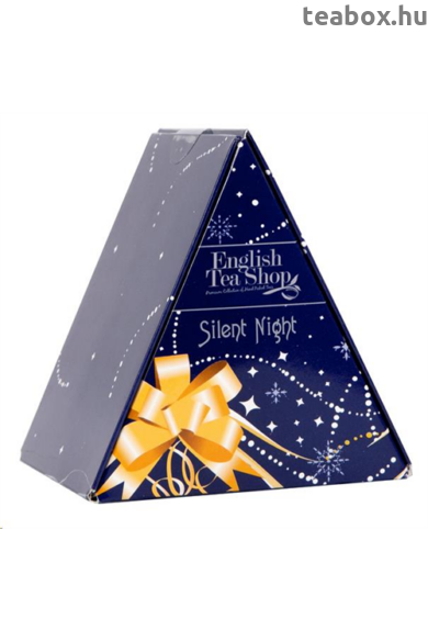 ETS 6 Piramis Csendes éj bio ajándék tea