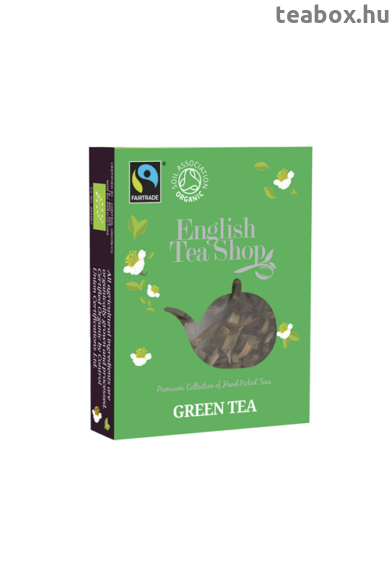 ETS 1 Zöld bio tea