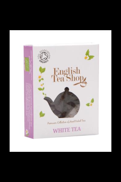 ETS 1 Fehér bio tea