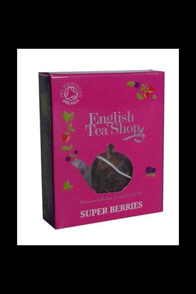 ETS 1 Szuperbogyó bio tea