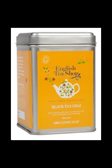 ETS 100 g Szálas Fekete Chai bio tea