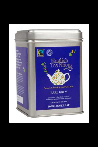 ETS 100 g Szálas Earl Grey bio tea