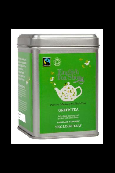 ETS 100 g Szálas Zöld bio tea