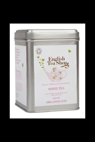 ETS 100 g Szálas Fehér bio tea