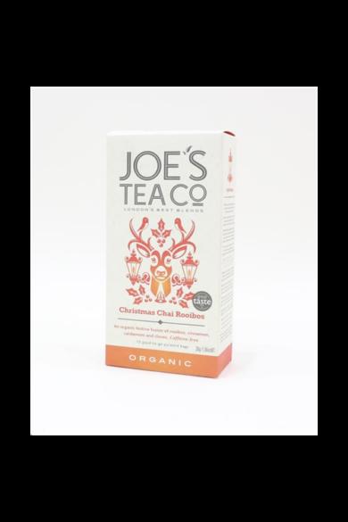 Joe's Xmas Chai bio tea