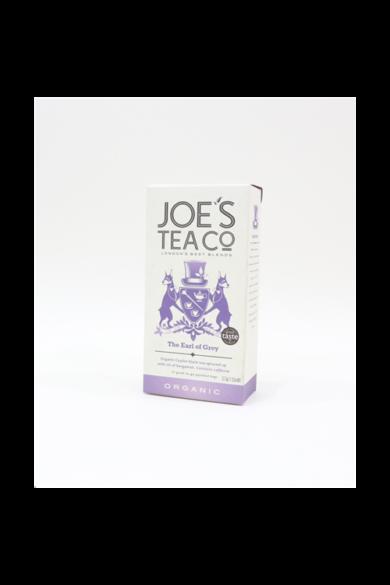 Joe's Earl Grey bio tea