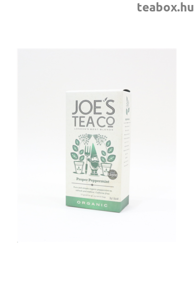 Joe's Borsmenta bio tea