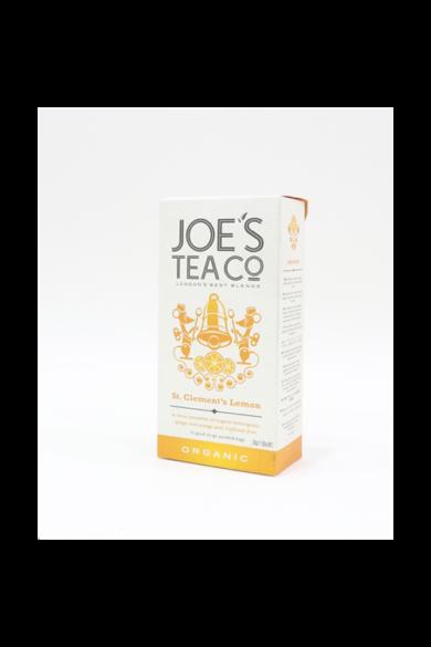 Joe's St. Kelemen limonádéja bio tea
