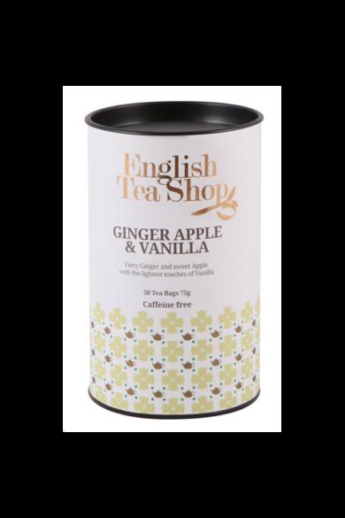 ETS 50 Gyömbér alma vanília bio tea