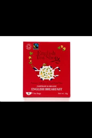 ETS 8 English Breakfast bio tea