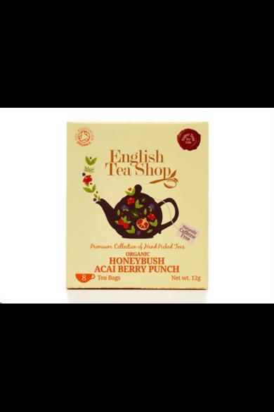 ETS 8 Mézbokor & Acai Berry bio tea