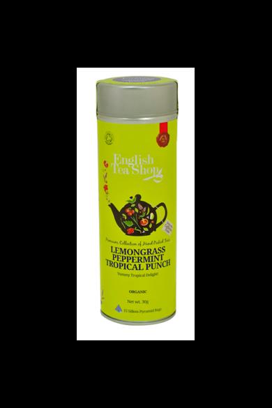 ETS 15 Citromfű Borsmenta Trópusi bio tea