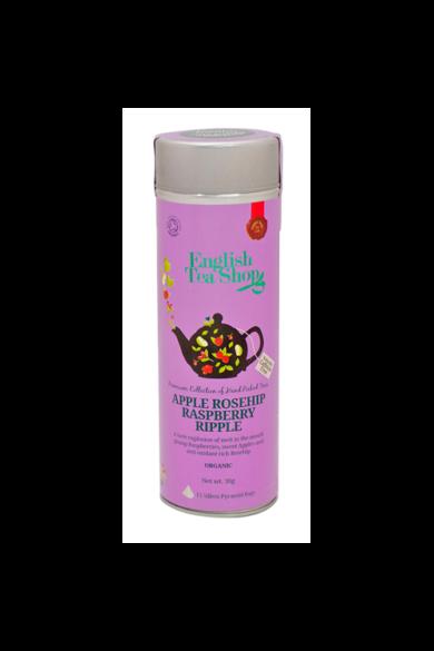 ETS 15 Almás & Málnás Csipkebogyó bio tea