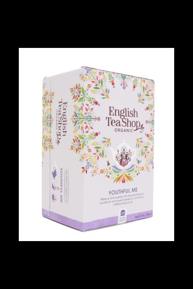 ETS 20 Wellness Youthful Me-Fiatalító bio tea