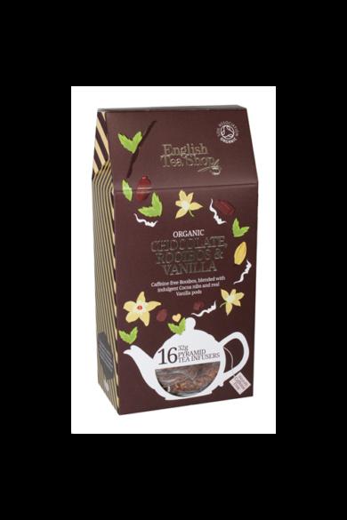 ETS 16 Csokoládés & Vaniliás Rooibos bio tea