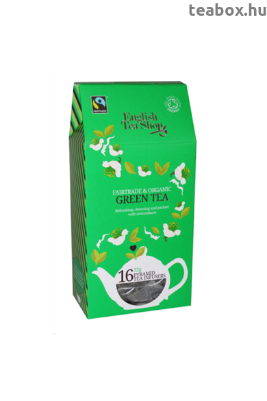 ETS 16 Zöld bio tea