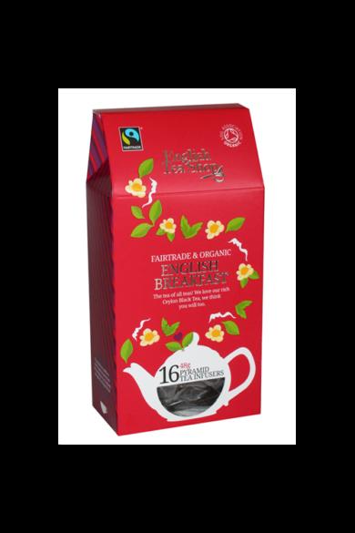 ETS 16 English Breakfast bio tea