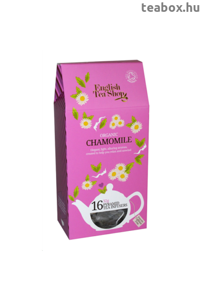 ETS 16 Kamilla bio tea