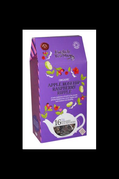 ETS 16 Almás & Málnás Csipkebogyó bio tea