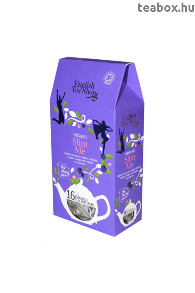 ETS 16 Wellness Slim Me-Karcsúsító bio tea