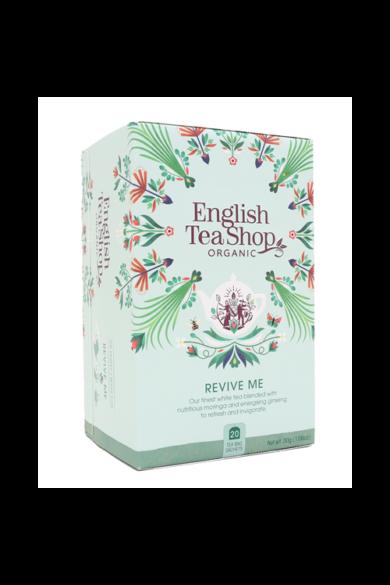 ETS 20 Wellness Revive Me-Megújító bio tea