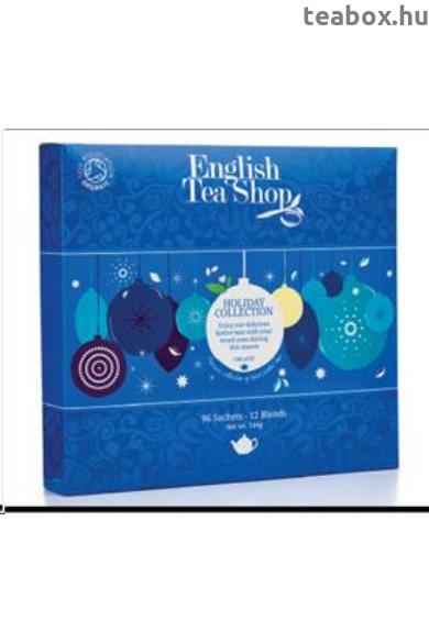 ETS 96 Karácsonyi kék gömbös bio teaválogatás